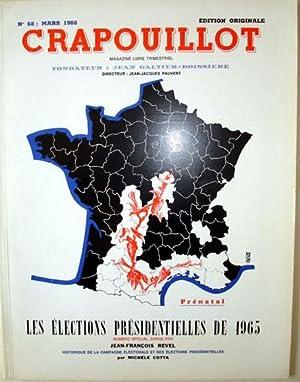 LE CRAPOUILLOT N° 68. Mars 1966. LES: PAUVERT Jean-Jacques (directeur)