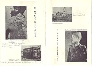 Hirosima. El la filmo Infanoj de l'Atombombo. 1952. (Hiroshima en espéranto): Kansai ...