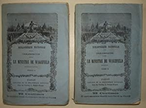LE MINISTRE DE WAKEFIELD. Histoire supposée écrite par lui-même. TOMES 1 ET 2. ...