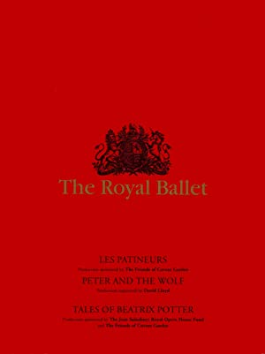 The Royal Ballet. Les patineurs - Peter and the Wolf - Tales of Beatrix Potter. January 1996