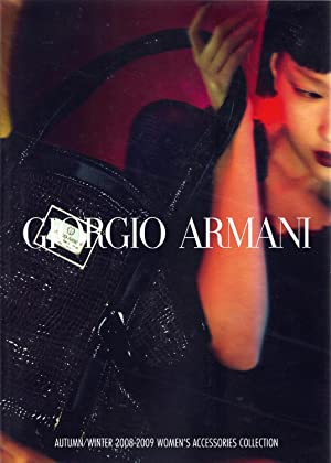 GIORGIO ARMANI Autumn/Winter 2008-2009 Women's Accessories Collection
