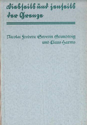 Diesseits und jenseits der Grenze. Nicolai Frederic: Lorentzen, J. -