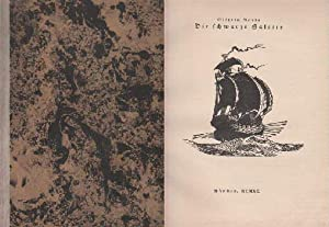 Die schwarze Galeere. Mit 17 Holzschnitten von: Raabe, Wilhelm -