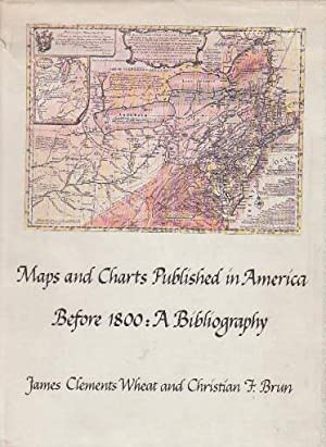 Maps and Charts published in America before: Wheat, James Clement