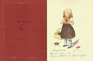 Lütt Marieken ehr Köh. Gezwichnet 1845 für: Klemm, Fritz -