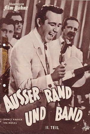 Nr. 3598. Ausser Rand und Band II.Teil: Illustrierte Film-Bühne -