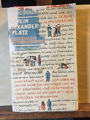 Berlin alexanderplatz geschichtlicher hintergrund