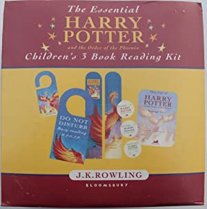 The Essential Harry Potter and the Order of the Phoenix Children?s 3 Book Reading Kit.