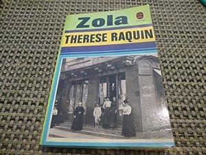 therese raquin poche: zola