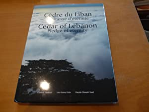 Cèdre du liban promesse du liban -: clement tanouri lara