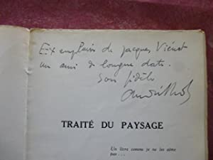 TRAITE DU PAYSAGE. Collection Ecrits d'Artistes.: André LHOTE