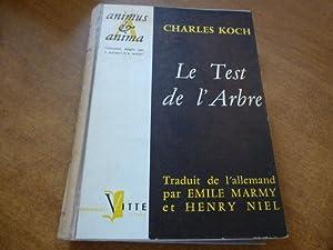 LE TEST DE L'ARBRE: KOCH Charles -