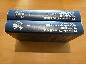 Dictionnaire CEI multilingue de l'électricité. IEC multilingual: Collectif