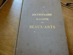 Dictionnaire illustrdes Beaux-Arts. ARTISTES MODERNES. CATALOGUE ILLUSTR DES OEUVRES DE W. BOUGUE...