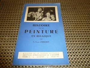 Histoire de la peinture en Belgique: Comte d'ARSCHOT