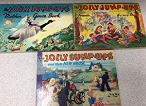 The Jolly Jump-Ups (Set of 3): Their: Clyne Geraldine