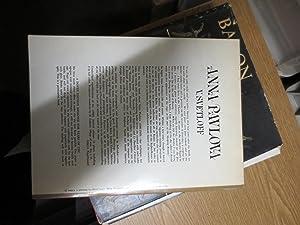 Anna Pavlova.Translated from the russian by A.: Svetloff, V.