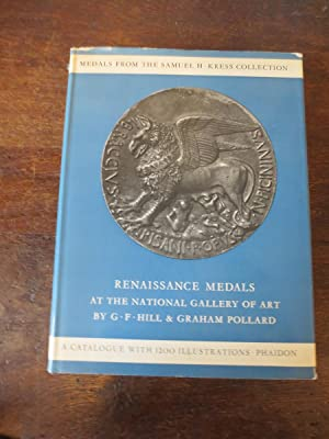 Medals from the Samuel H.Kress Collection. Renaissance medals at the national Gallery of Art