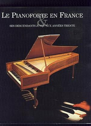 Le Pianoforte en France et ses descendants: Michel Sineux (conservateur)