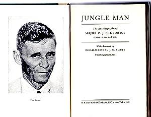 Jungle Man: Pretorius, Major P.J.