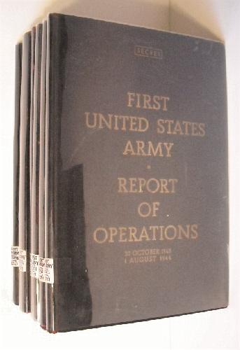 Records of Naval Operating Forces