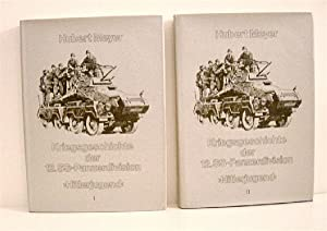 "Kriegsgeschichte der 12. SS-Panzerdivision ""Hitlerjugend"". Band II.: Meyer, Hubert."