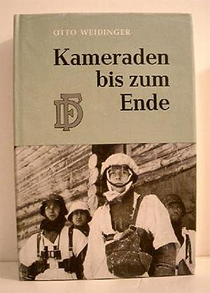 Kameraden bis zum Ende: Das SS-Panzergrenadier-Regiment 4: Weidinger, Otto.