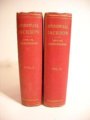 Stonewall Jackson & the American Civil War.: Henderson, Col. G.
