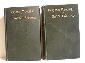 Memoirs of General William T. Sherman. Written: Sherman, William.