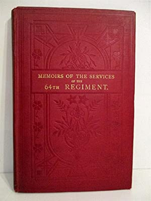 Memoirs of the Services of the 64th: Purdon, H. G.