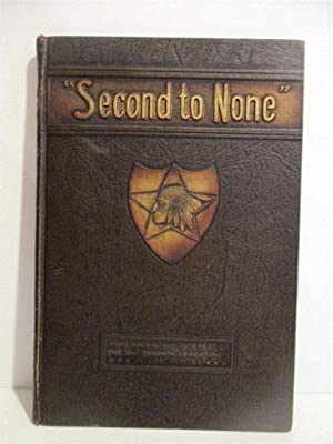 Second to None: Brief Review of the Activities of the Second Division During the Great War.