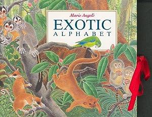 Marie Angel's Exotic Alphabet: Angel, Marie