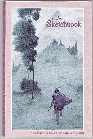 Sketchbook: Vess, Charles