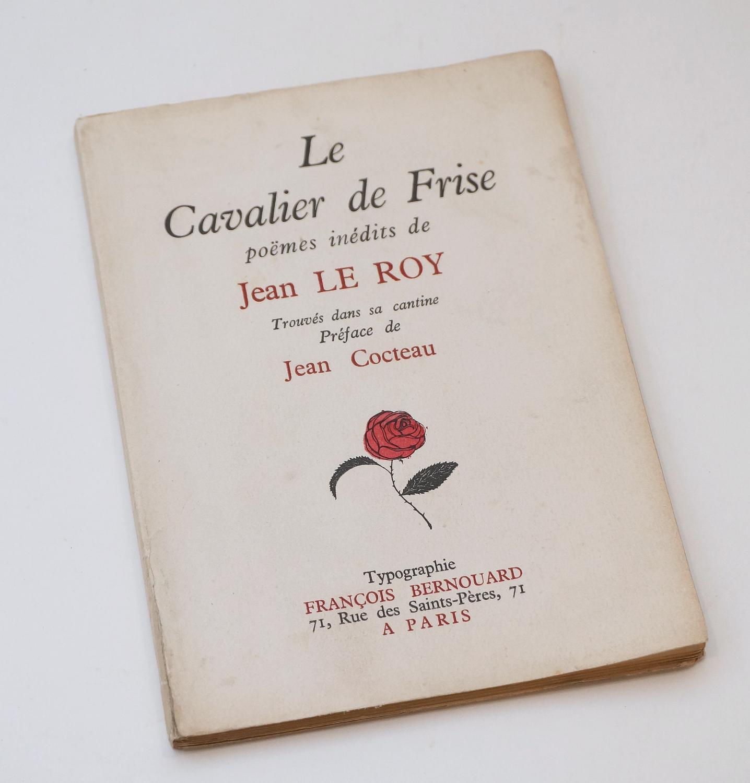 Le Cavalier De Frise Poèmes Inédits Trouvés