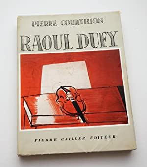 Raoul Dufy: COURTHION Pierre