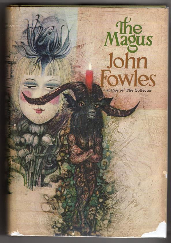 Resultado de imagen para The Magus - John Fowles
