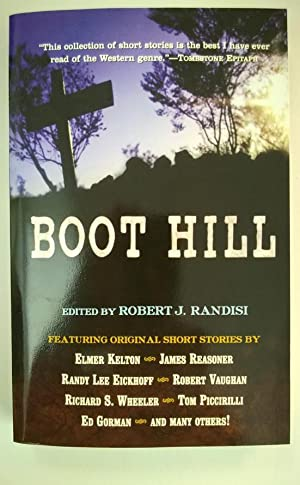 BOOT HILL: Robert J. Randisi