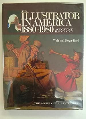 The Illustrator in America 1880-1980: Walt and Roger