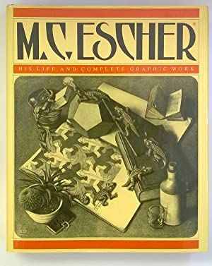 M. C. Escher: His Life and Complete: F. H. Bool;