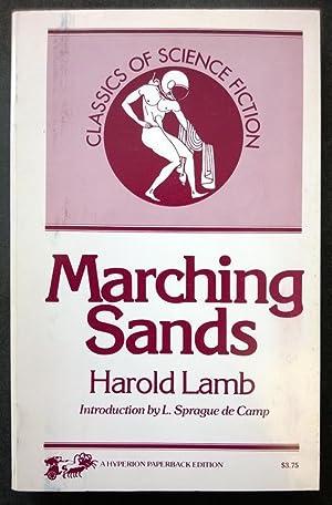 Marching Sands: Harold Lamb