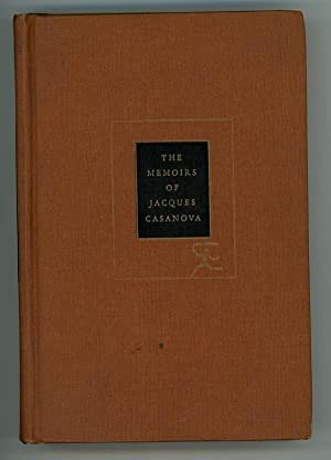 The Memoirs of Jacques Casanova: Madeleine Boyd (editor);