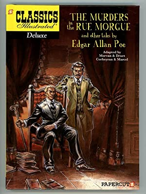 The Murders in the Rue Morgue: Edgar Allan Poe;