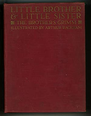 Little Brother & Little Sister: The Brothers Grimm