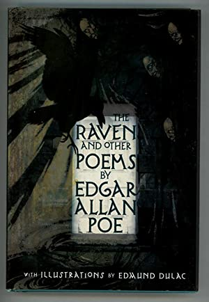 The Raven and Other Poems: Edgar Allan Poe