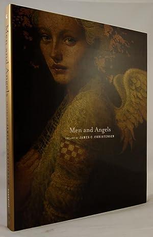 Men and Angels: James C. Christensen;