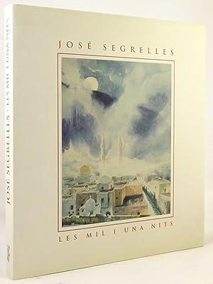 José Segrelles: les mil i una nits: Jose Segrelles