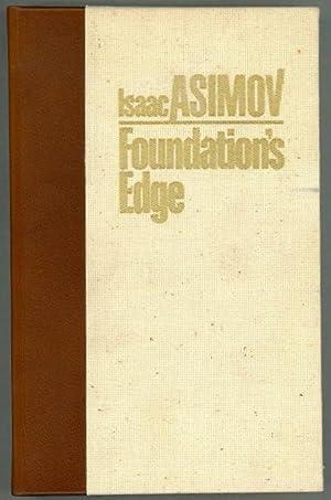 Foundation's Edge: Isaac Asimov
