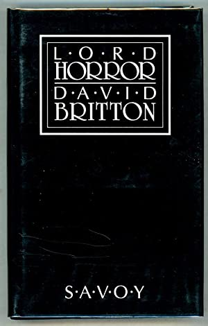 Lord Horror: David Britton