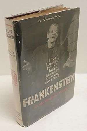 FRANKENSTEIN by Mary W. Shelley (Reader's Library): Mary W. Shelley