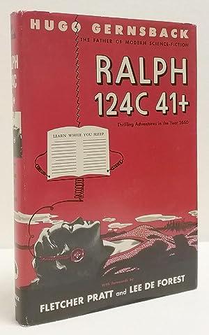Ralph 124C 41+ by Hugo Gernsback Signed: Hugo Gernsback